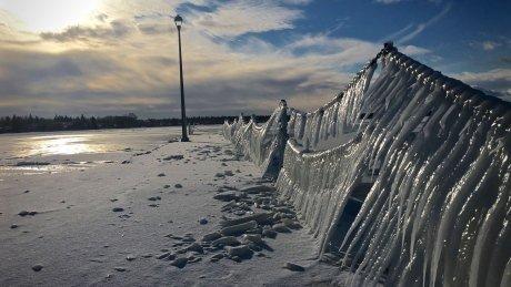 Storm Alberta Beach Ice Quake Is A Mystery Says Edmonton Expert Http Www Cbc Ca News Canada 1 4472757 Cmp Rss