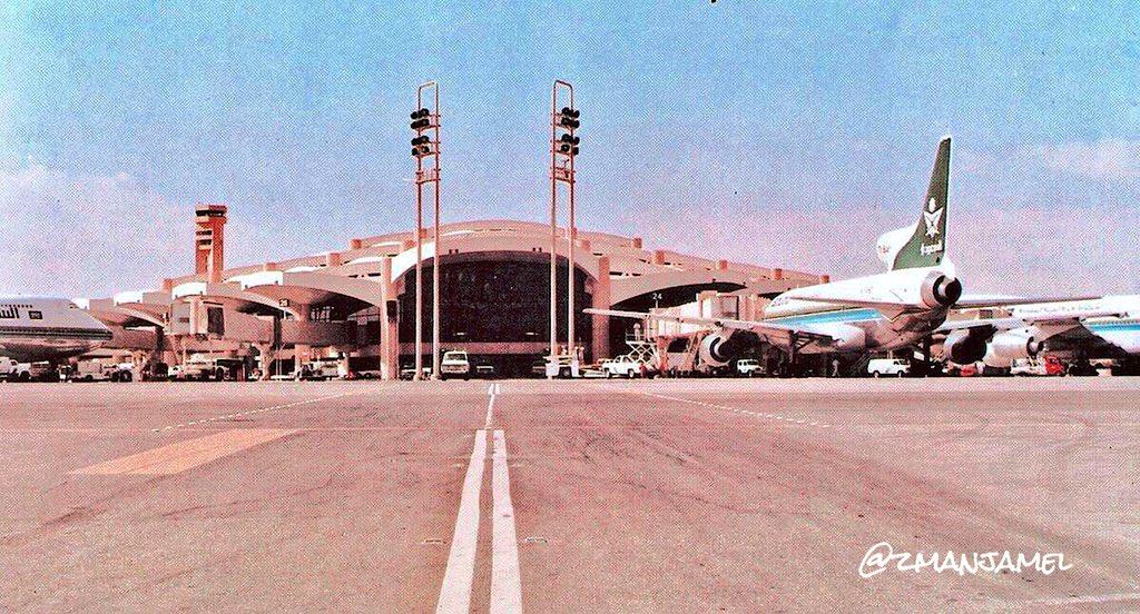 صور قديمة لزمن جميل Twitter वर مطار الملك خالد بالرياض عام ١٤٠٤هـ ١٩٨٤م صور قديمة لزمن جميل