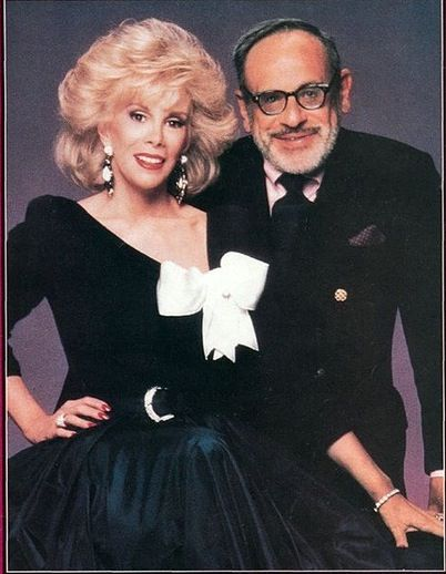 #TBT from @MelRivers: Big hair, big bow, big skirt! Love this look on Mom. With my father, Edgar, in 1972. https://t.co/rWnhVa6CB3