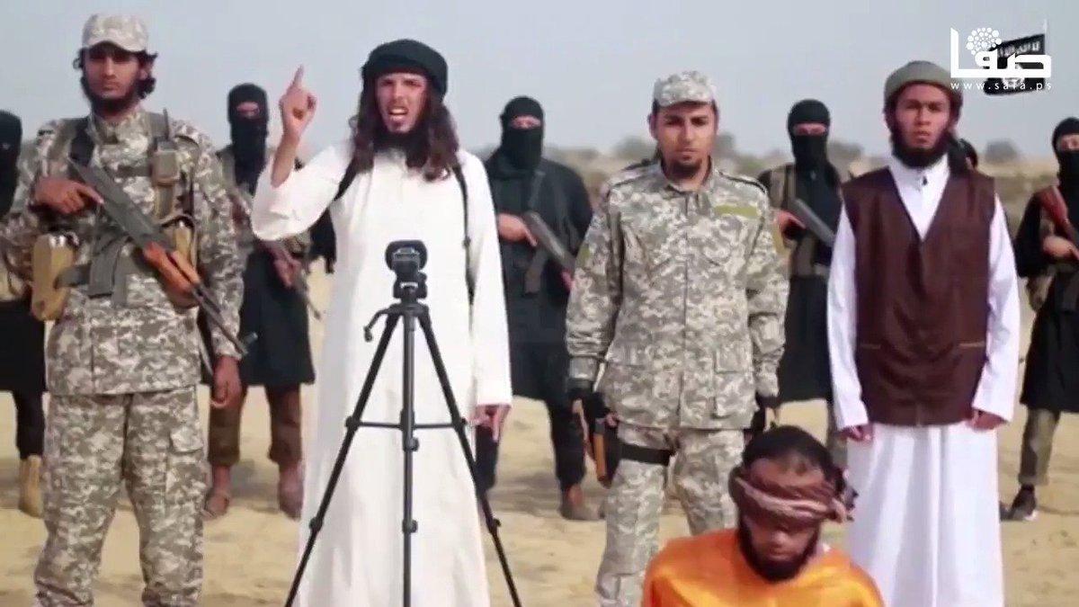 داعش انتقلت إلى سيناء ليستخدمها السيسي ب...