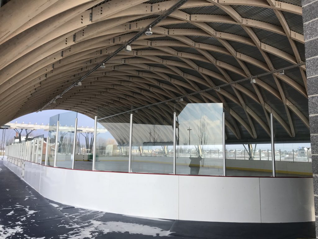 Blueprint hockey on twitter if your a fan of outdoor rinks and blueprint hockey on twitter if your a fan of outdoor rinks and architecture citybrampton is building an absolute beauty outdoor rink at gore meadows and malvernweather Image collections