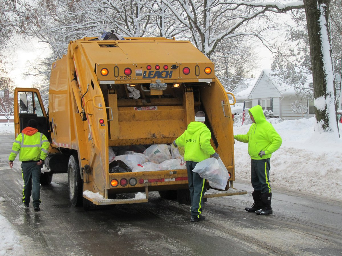 Image result for garbage at curb pics