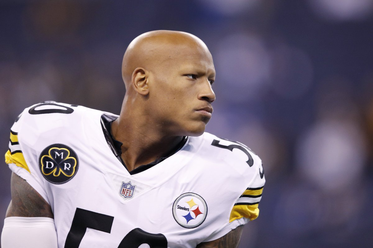 Ryan Shazier has regained feeling in his legs and his father believes he will play football again https://t.co/XUlodcCslC
