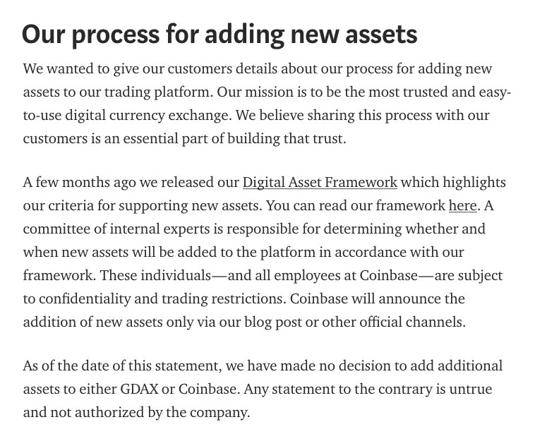 Coinbase on Twitter