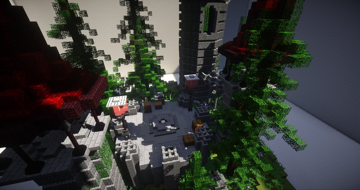 Hylarion On Twitter A Small Creative Server Spawn I Did