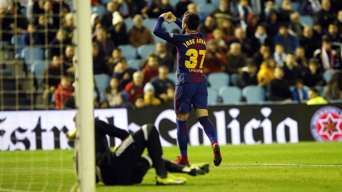 Chấm điểm trận Celta Vigo 1-1 Barcelona