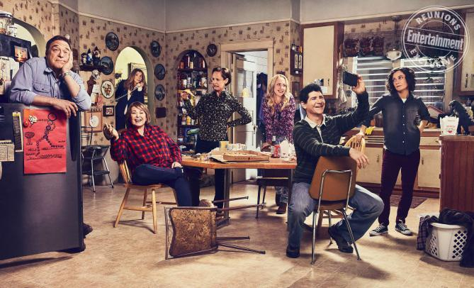 The Conners are coming back! See 13 excl...