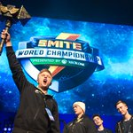 We'd like to extend a SWEET welcome to everyone in town for this year's SMITE World Championship at @cobbenergypac. Enjoy your time in Atlanta's Sweet Spot! #HRX2018