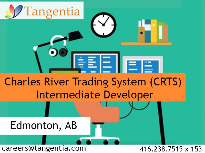 Charles river trading system (crts)