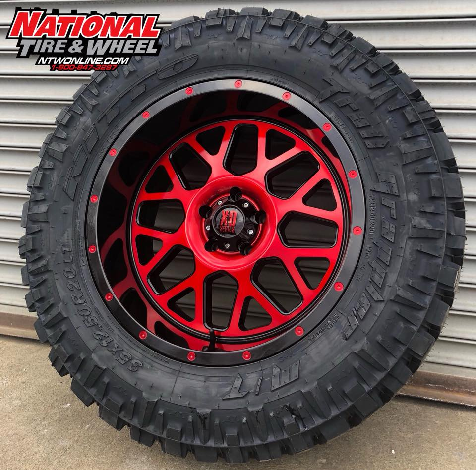 National Tire And Wheel >> National Tire Wheel On Twitter 20x10 Xd Series Type 820