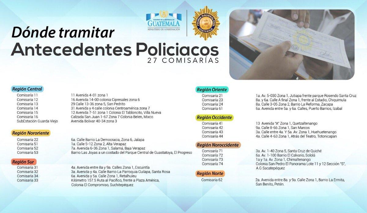 PNC Guatemala on Twitter: \