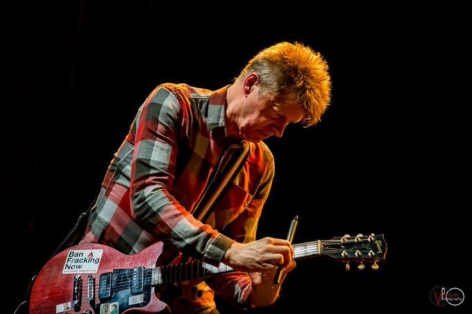 Happy Birthday to guitar virtuoso, Nels Cline! :