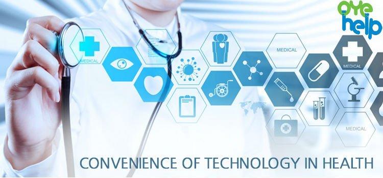 Convenience of Technology In Health - http://shar.es/1N080m  #OyeHelp #Health #Technology
