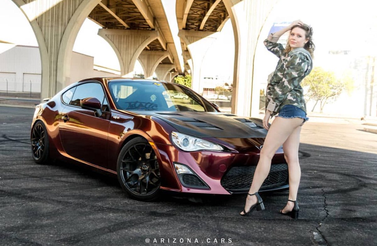 Car Owner Thatsecretfrs Model Thatsecretmodel Torquednation Toyota Scionfrs Scion Toyotascion Jdm An Jdmdaily Stancenation Superstreet