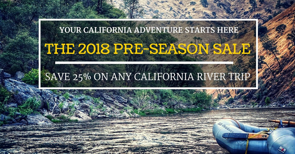 All-Outdoors California Whitewater Rafting (@AOrafting
