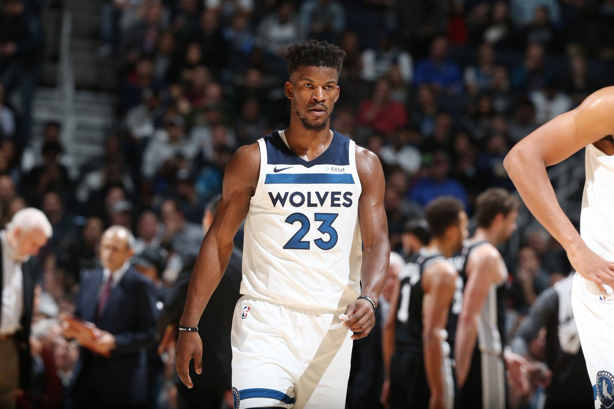 ⭐️ JIMMY BUTLER #NBAVOTE ⭐️  EACH RETWEET = 1 VOTE! LET'S GO!
