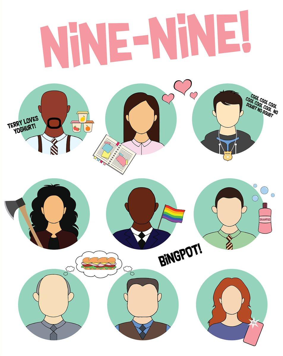 Brooklyn Nine NineVerified Account