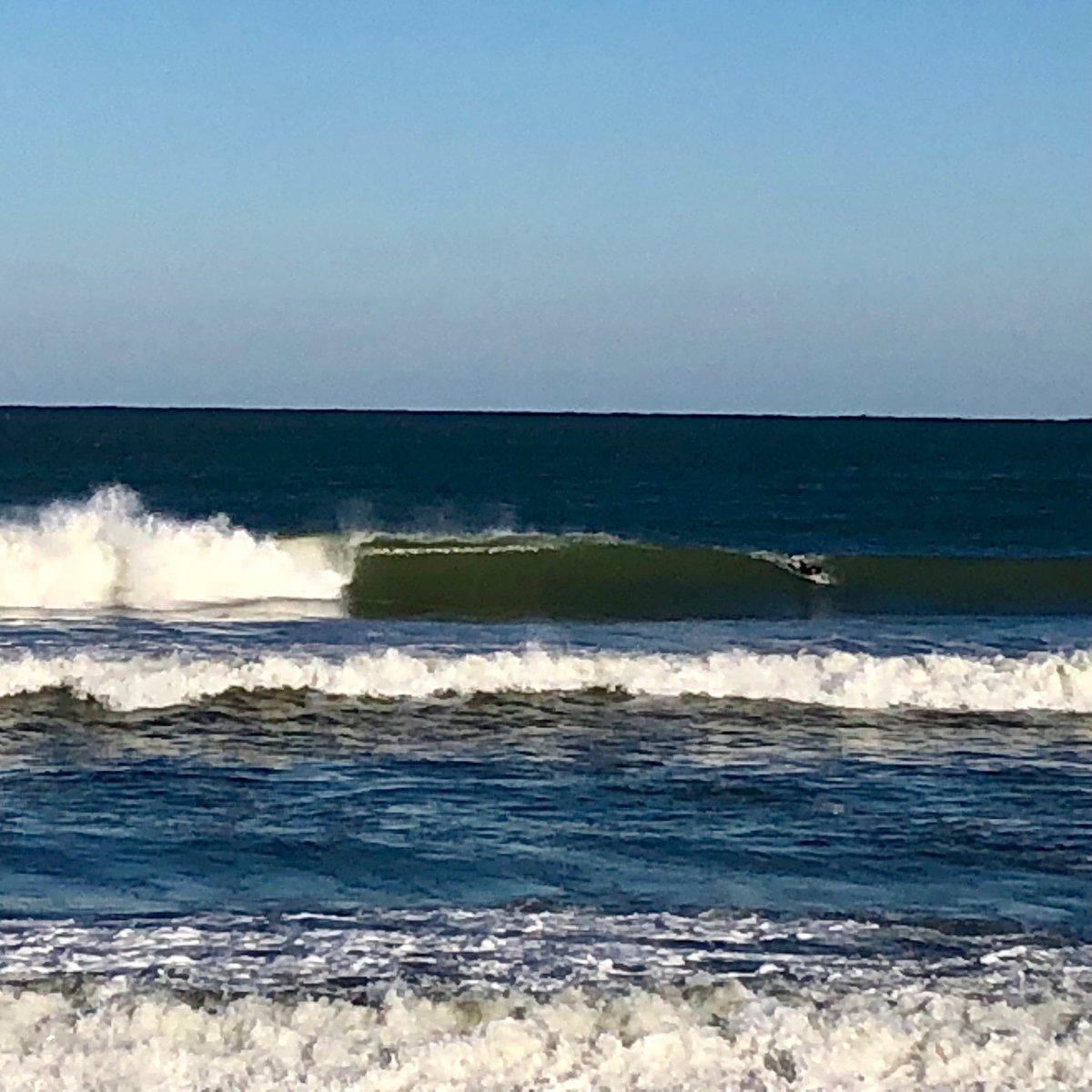 James Wieland SurfnWeatherman Twitter - The 7 best beaches for winter surfing