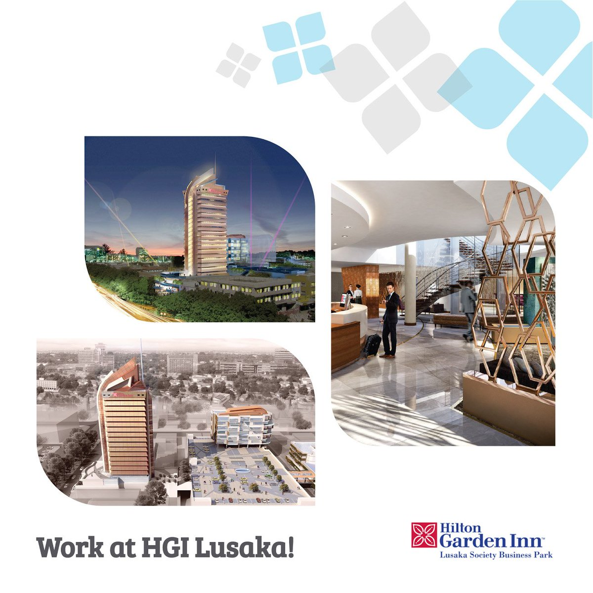 Hilton Garden Inn Lusaka On Twitter: