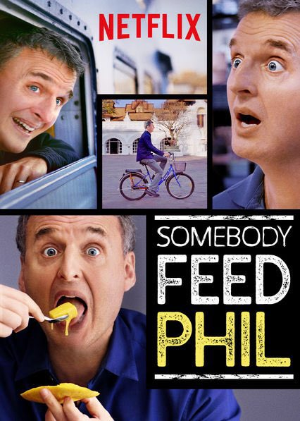 """Phil Rosenthal en Twitter: """"Jan. 12. Be Hungry. Be Curious. Be Laughing. Check out """"Somebody Feed Phil"""" on Netflix https://t.co/BfF4FEPTss… """""""