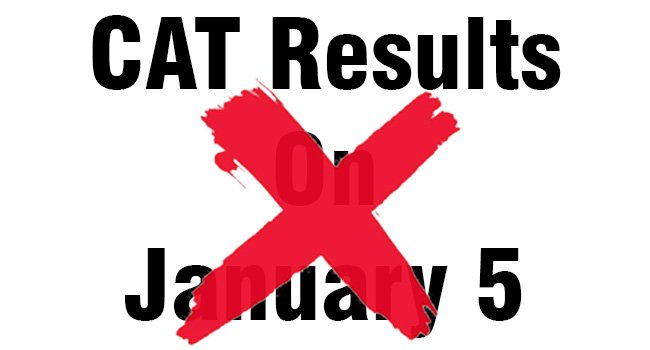 """#CATResult2017 Delayed; """"Not on January 5, but early next week #IIMLucknow tells http://MBAUniverse.com http://www.mbauniverse.com/article/id/10585/cat-results-2017…  #Mediareports are that CAT Results will be released on January 5 but #CATResults will NOT released on January 5, as reported by News 18 or #IndiaToday"""
