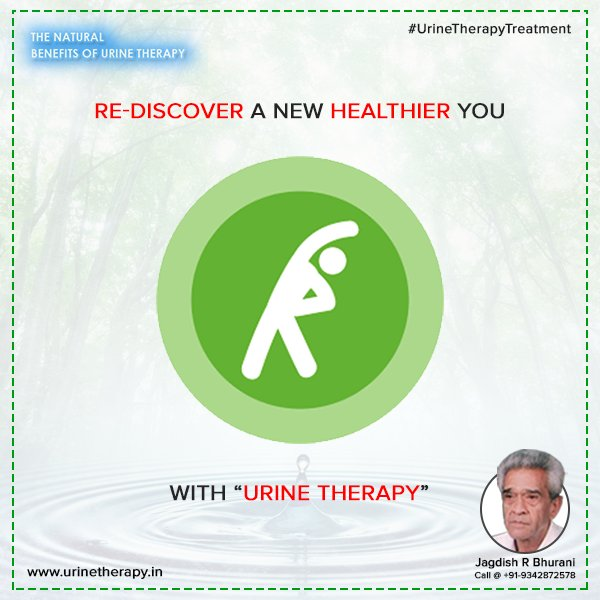 how to use urine therapy