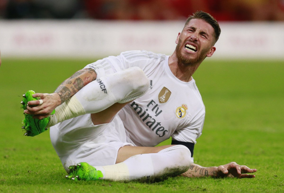 Officiel : Sergio Ramos va rater plusieurs matchs du Real Madrid goo.gl/jC2qTx