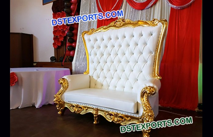 Swell Dstexports On Twitter Beautiful Wedding Golden Love Inzonedesignstudio Interior Chair Design Inzonedesignstudiocom