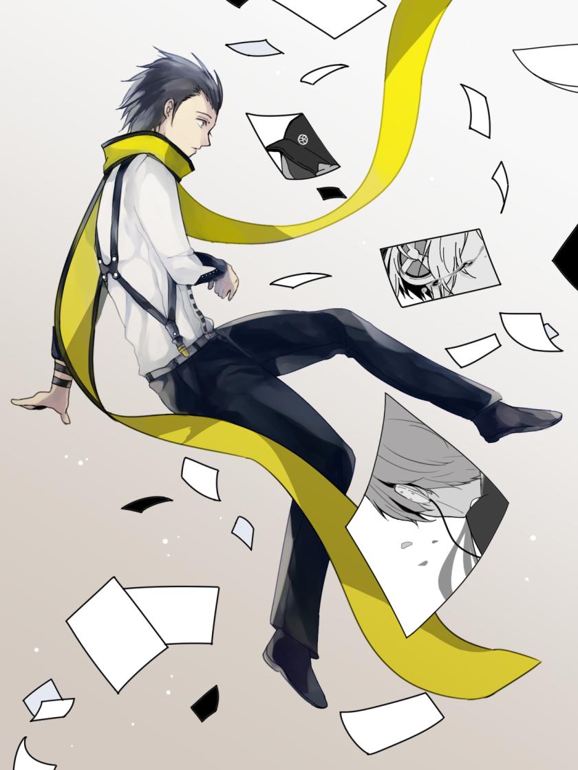 Ryoji Mochizuki by michino (With images) Persona