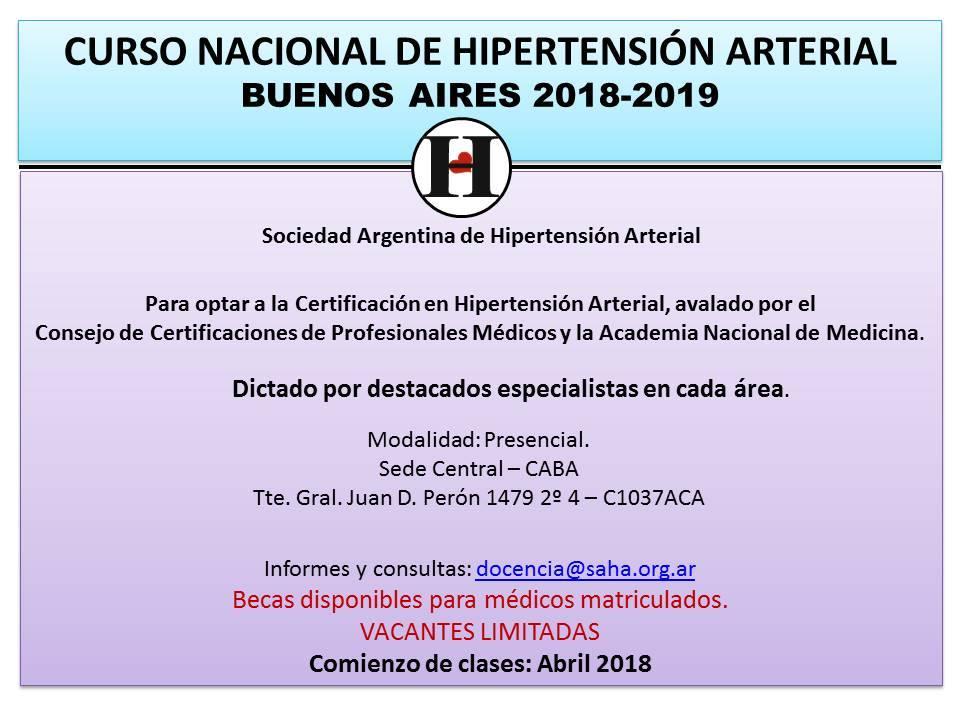 Academia de hipertensión