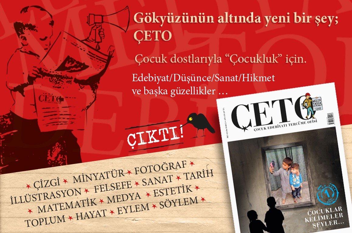 Büyüme sakın! #Çeto https://t.co/kK1K5ysMk5