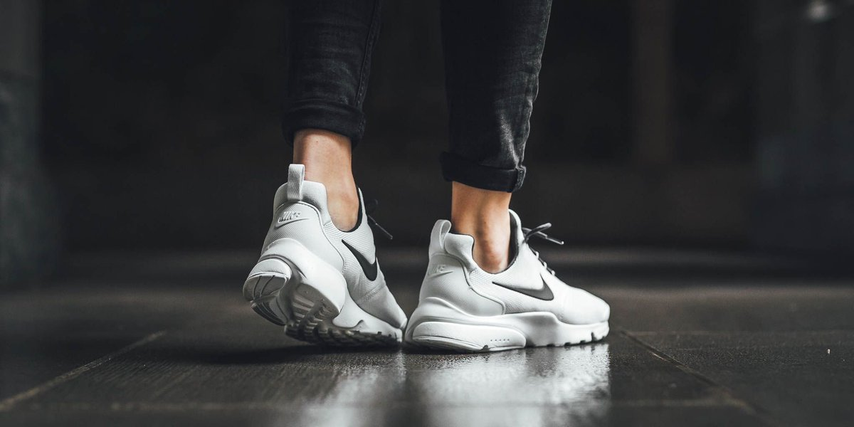 quality design bfefb bc967 NEW IN! Nike Wmns Nike Presto Fly - Summit White Anthracite-Summit White  SHOP HERE  http   bit.ly 2lUMXkz pic.twitter.com eeZSosvRqc