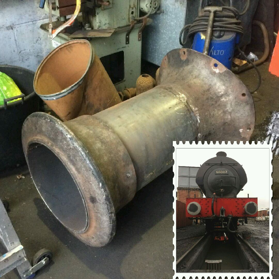 test Twitter Media - #Winter maintenance has begun on the operational fleet of No. 1, 7 & 19 have been drained & cleaned. C.R. No. 419 refurbished chimney is awaiting its time to be fitted onto the loco's new smokebox. Can you help? Come and #volunteer with us! https://t.co/nNxPDQxoIR #teamsteam ^JS https://t.co/74l64O0Nzk