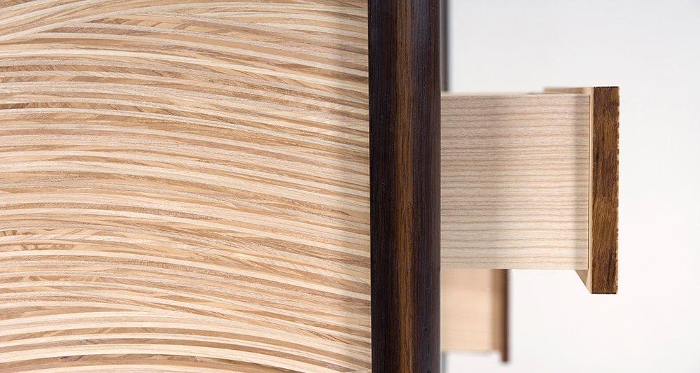 Murano Sideboard In Ash And Fumed Oak  Http://www.ejbespokefurniture.co.uk/furniture/murano Ash Fumed Oak/ U2026  #contemporaryfurniture #bespokefurniture #design ...