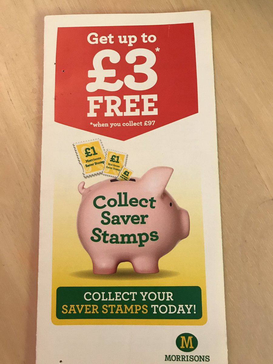 Morrisons On Twitter Hey Our Savers Stamps Scheme Changed To A