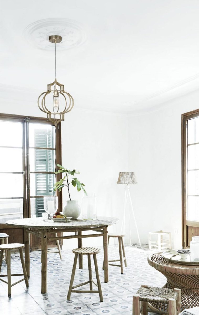 Furnished by farrah on twitter trend 3 natural accents swipe to see more ways to bring a natural element into your space