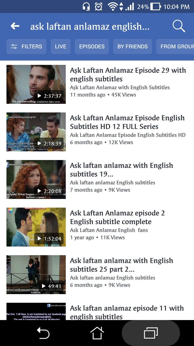 Ammco bus : Hayat and murat episode 4 full with english