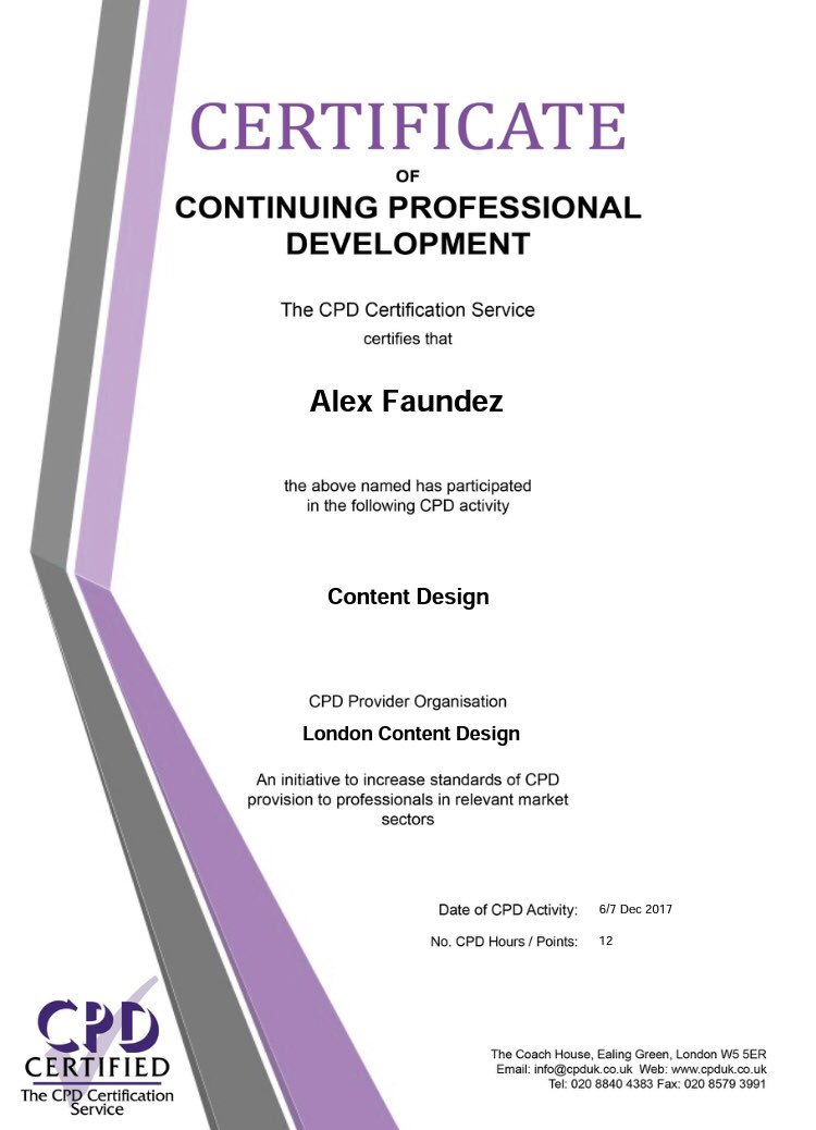 Cpdcertification Hashtag On Twitter