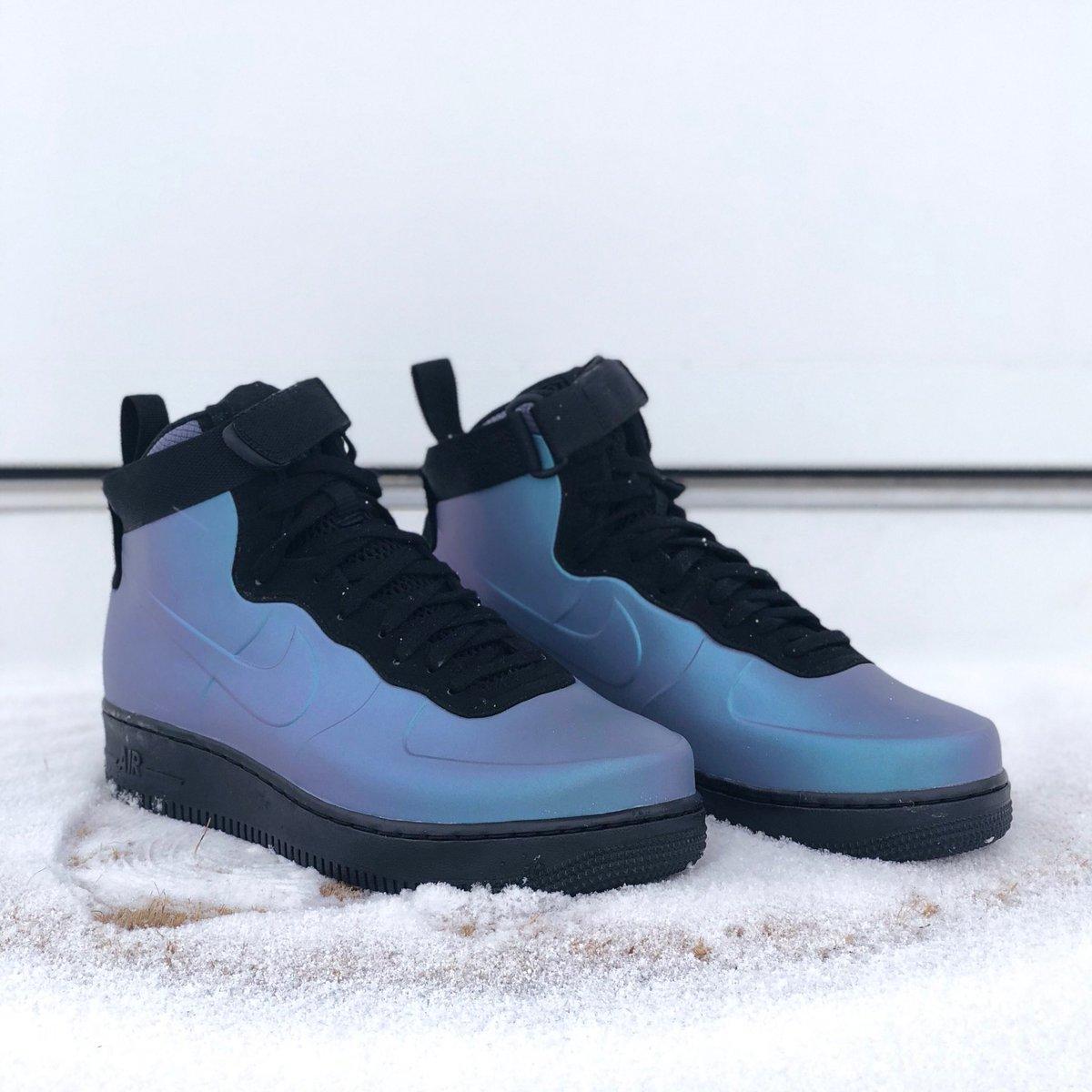 6b02ea8d83ab00 Nike Air Force 1 Foamposite Light Carbon