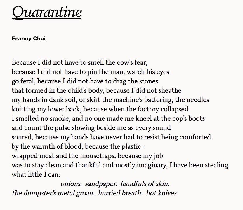 Franny Choi Poems 6