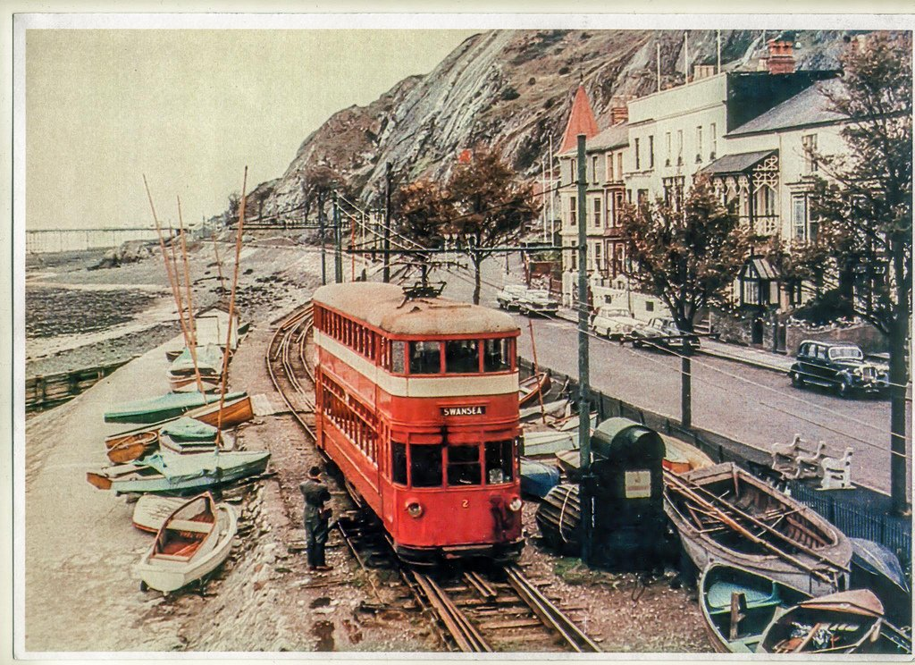 DSyU8pEX4AA C79 - The Swansea & Mumbles Railway
