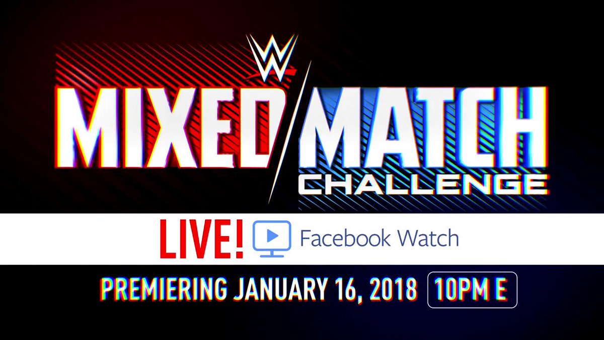 Things will be GLORIOUS when @REALBobbyRoode and #SDLive #WomensChampion @MsCharlotteWWE team up for @WWE Mixed Match Challenge! #WWEMMC