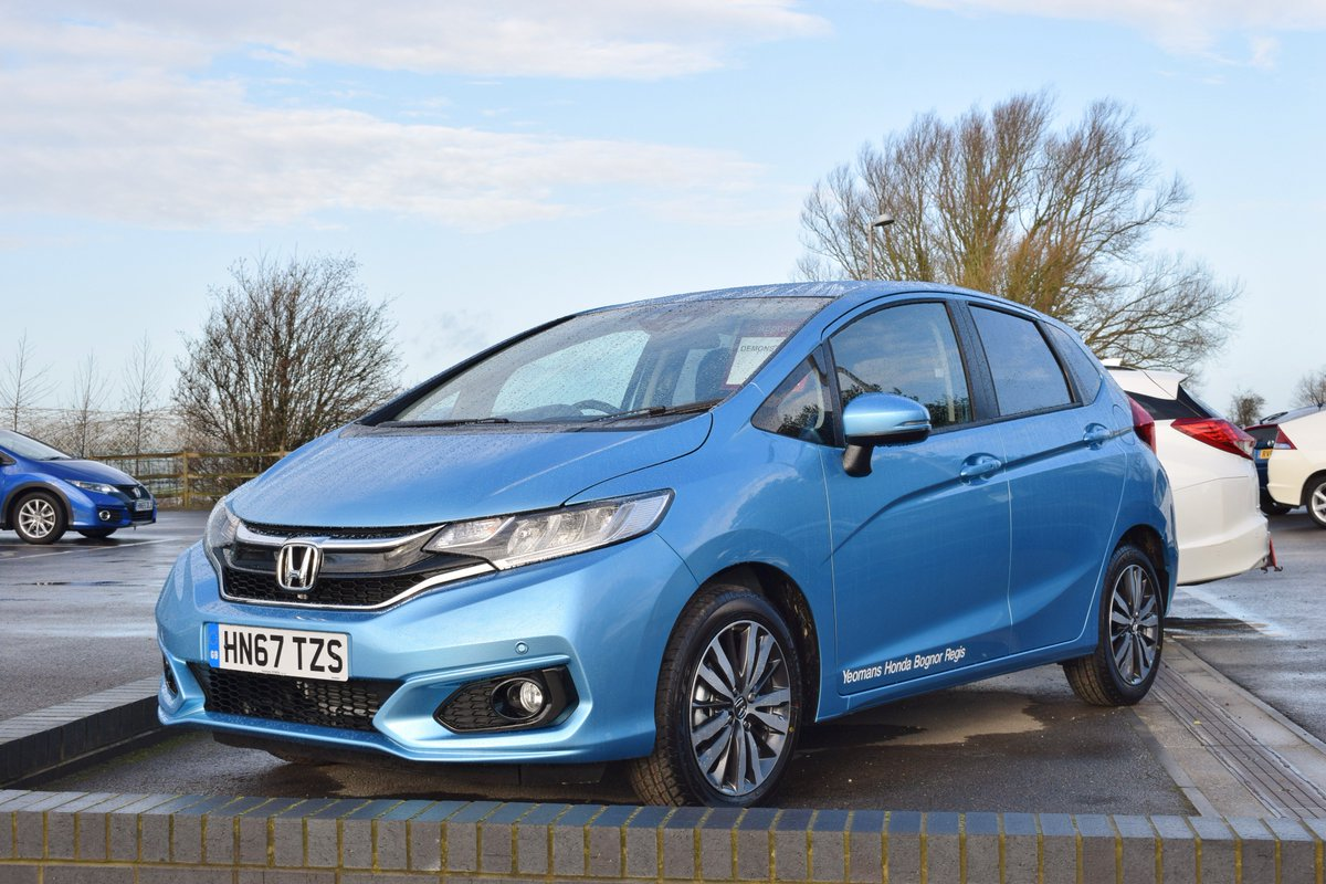 Honda Jazz Autodeal >> Honda Jazz 2018 Blue Colour | Colour 2018