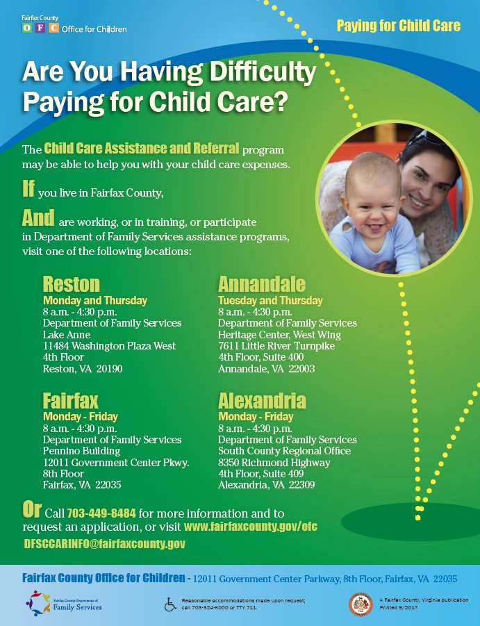 should the government pay for child care In such situations, one parent (the obligee) receives child support, and the other parent (the obligor) is ordered to pay child support the amount of child support may be set on a case-by-case basis or by a formula estimating the amount thought that parents should pay to financially support their children.