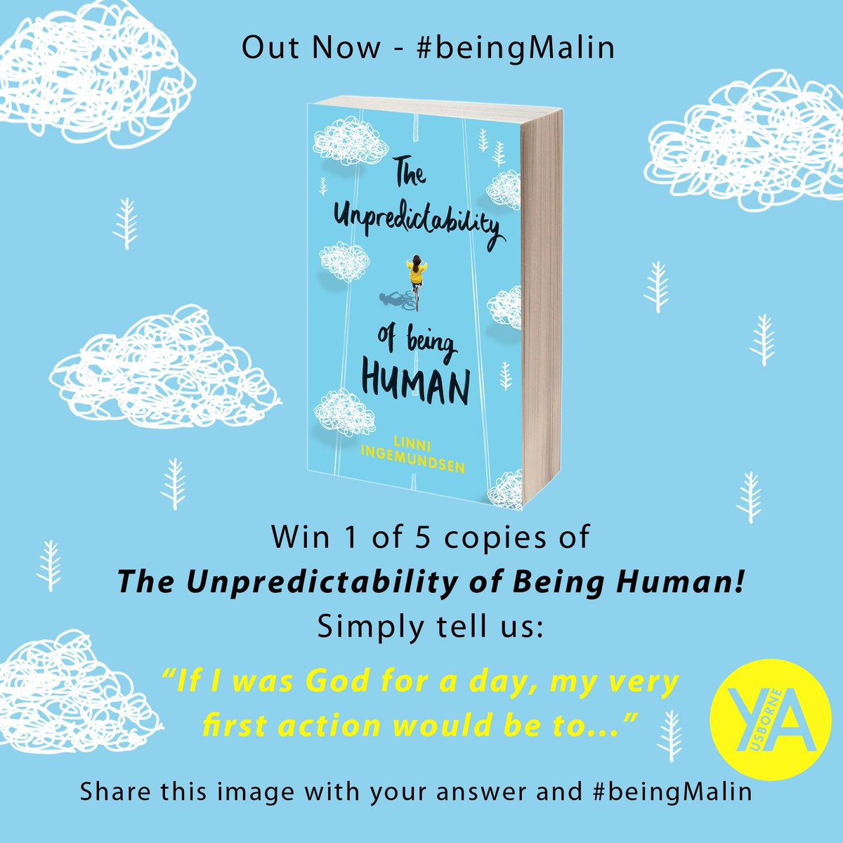 Usborne Publishing On Twitter A Beautiful Funny And Honest Coming Of Age Story That Never Pretends Life Is Perfect Were Giving You The Chance To Win