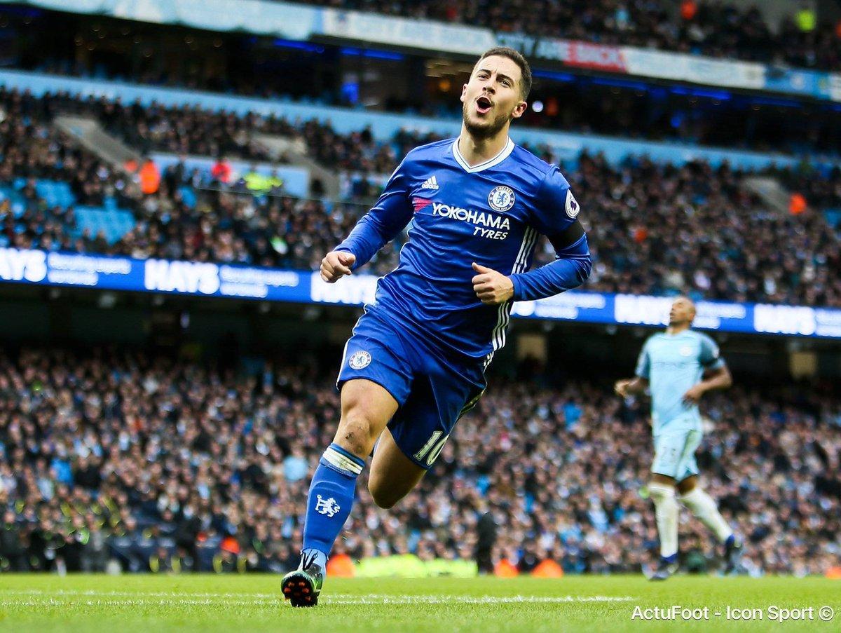🔴 BREAKING ! Eden Hazard a rejeté deux propositions d'extension de contrat de la part de Chelsea. Le Real Madrid est en contact avec l'entourage du joueur depuis plusieurs semaines. (@RMCsport)
