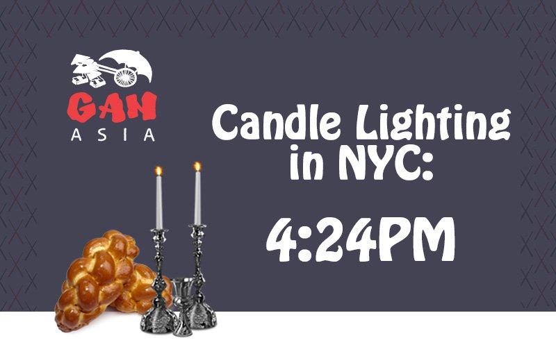 Gan Asia On Twitter Candle Lighting