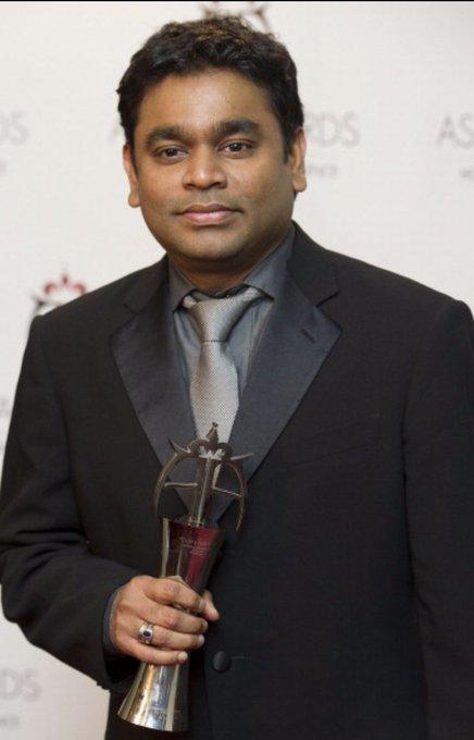 Happy birthday A R Rahman sir You are a legend of music