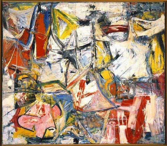 RT @artistdekooning: Gotham News #arthistory #abstractexpressionism https://t.co/rCWlMNO4An