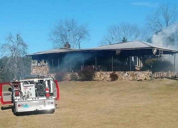 The Gadsden home of Tina Johnson, a Roy Moore accuser, has burned down; an arson investigation is underway https://t.co/326rjpIvmC
